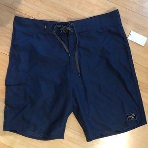 NWT Vans navy board shorts
